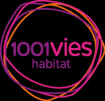 Logo 1001 Vies  Habitat OK